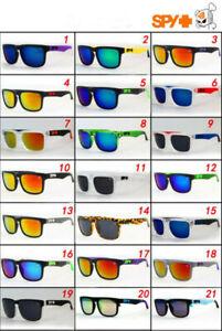 SPY36 Retro Ken Block Classic Sport Cycling Sunglasses UV400 Fishing Glasses NEW