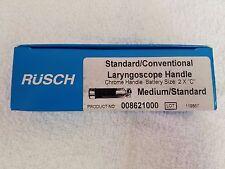Rusch Standard Laryngoscope Handle Medium 008621000