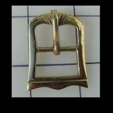 Belt Buckle Brass Strap Buckle 18th Century Repro MD