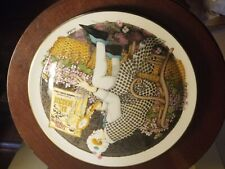 Royal Doulton Behind The Painted Mask Make Me Laugh Porcelain Limited Ed Plate 00006000