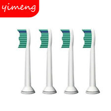 4 PCS ProResults toothbrush heads for Philips Sonicare FlexCare Platinum HX9172