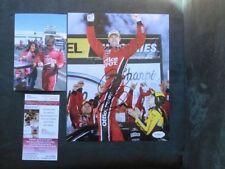 James Spence (JSA) NASCAR Original Autographed Photos