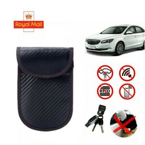 Car Key Signal Blocker Case Faraday Cage Pouch Keyless RFID Blocking Bag UK