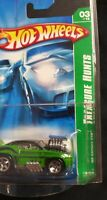2006 MINI Hot Wheels '69 Camaro Z28 Treasure Hunts K7614 W Card Protector 2003
