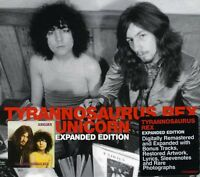 T. Rex, Tyrannosaurus Rex - Unicorn [New CD] Bonus Tracks, Rmst