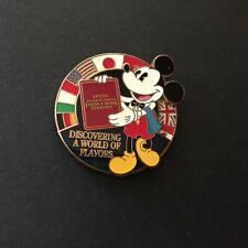 New listing Wdw Epcot International Food & Wine Festival 2011 Mickey Mouse Disney Pin 86314