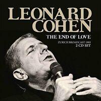 Leonard Cohen - The End Of Love (2Cd)