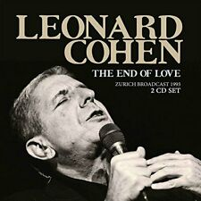 Leonard Cohen - The End Of Love (2Cd)