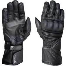 Gants imperméables tout en cuir pour motocyclette