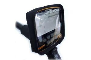 Protective cover for GARRETT APEX metal detector