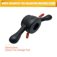 36mm 3mm Wheel Balancer Part Quick Release Hub Wing Nut Tyre Tire Changer Tool