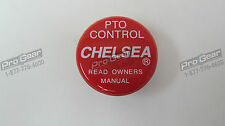 Chelsea Parker Push Pull Cable Knob PTO Control 378502