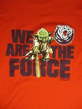 M red WE ARE THE FORCE YODA STAR WARS t-shirt by CHAMPION