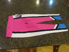 Avia Leggings Girls Xxl18 Fitted Athletic Stretch Yoga Pants electric pink Nwt