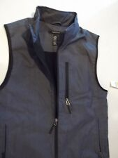 Van Heusen Men's Vest Charcoal Black Small #65