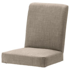 Grey Skiftebo Custom Replacement Slip Cover for Ikea Henriksdal Dining Chairs