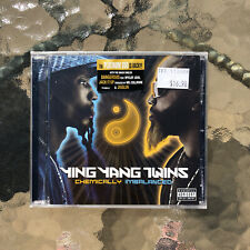 Ying Yang Twins / Chemically Unbalanced 2006 US TVT CD album 18 trks Explicit