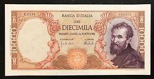 10000 lire michelangelo buonarroti 15 02 1973 spl+ LOTTO 1912