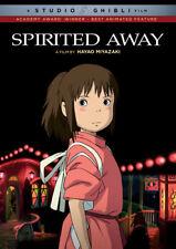 Spirited Away [New DVD] Widescreen