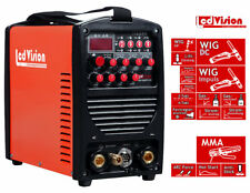 INV-180 PX DC Inverter Schweißgerät WIG Pulse + E-Hand MMA 180A 230V HF 60%ED