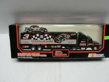 "Racing Champions Die Cast ""Team Transporter""/ Mini Number 3 Dale Earnhardt Car"