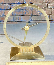 Mcm Jefferson Golden Hour electric clock Works Bellwood Illinois Time Keeper