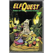 ElfQuest Kings of the Broken Wheel #2 Warp Graphics August 1990 comic books
