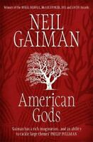 NEW American Gods By Neil Gaiman Paperback Free Shipping