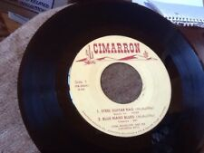 Leon McAuliffe & His Cimarron Boys EP 45 On Cimarron RARE
