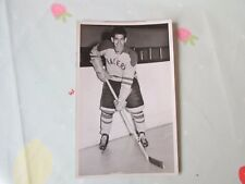 Original Ray Maisoneuve Harringay Racers 1950's Ice Hockey Photo