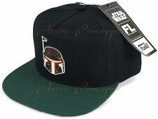 Funko Star Wars Futura Laboratories Target Exclusive Boba Fett Snapback Hat NWT