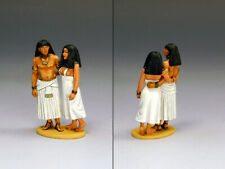 KING & COUNTRY ANCIENT EGYPT AE036 WEDDING GUEST COUPLE MIB