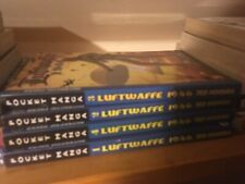 Luftwaffe 1946 by Ted Nomura 1-4 Complete Set