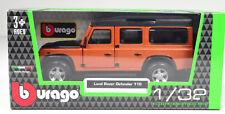 Land Rover Defender 110 kupferfarben Maßstab 1:32 von bburago