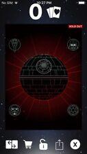 Topps Star Wars Digital Card Trader Death Star Galactic Matrix Insert