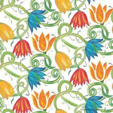 2 Paper Napkins / Serviettes for Decoupage / Parties /Weddings - Vine of Flowers