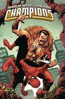 CHAMPIONS #3 McKone Spider-Man Villains Variant Marvel Comics 2019 NM 03/06/19