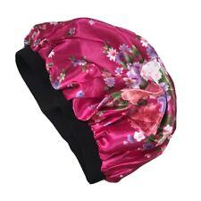 Beauty Town 21032 Coconut Oil Band Bonnet Cap - Pink