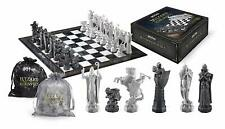 OFFICIAL HARRY POTTER WIZARDS COLLECTORS FULL SIZE CHESS SET NEW BOARD GAME