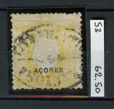PORTUGAL AZORES 1882 Scott 53 Used CV$62.50
