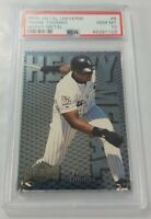 1996 Metal Universe Heavy Metal Frank Thomas #8 PSA 10