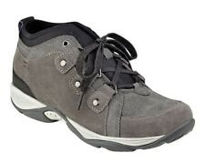 Easy Spirit Enduransa hiking boot athletic shoe suede leather grey 8.5 Med NEW