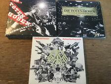Die toten Hosen [3 CD Alben]  Ballast der Republik +  LIVE Machmalauter  + MTV