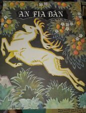 An Fia Ban sceal irish book translated by seamus Ruiseal
