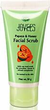Jovees Facial Scrub - Papaya & Honey 50 G Free Shipping