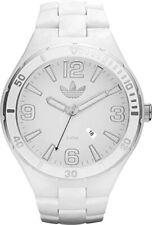 Adidas ADH2688 Uhr NEU Original Unisex Melbourne White Dial White Bracelet Watch