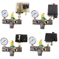 Pressure Switch Manifold Regulator Gauges Air Compressor Pressure Switch