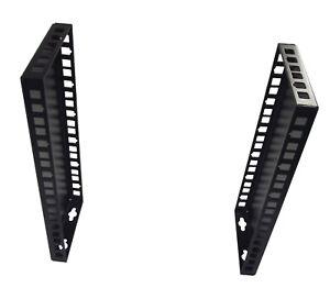 """6U 19"""" Rack Bracket Open Frame System DESKTOP/SURFACE MOUNT"""