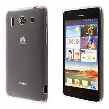 Huawei Ascend G510 case transparent schutz hülle handy tasche cover schale