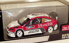 1/18 FORD FOCUS WRC Munchi'S RALLY ARGENTINA 2007 J.P. Companc